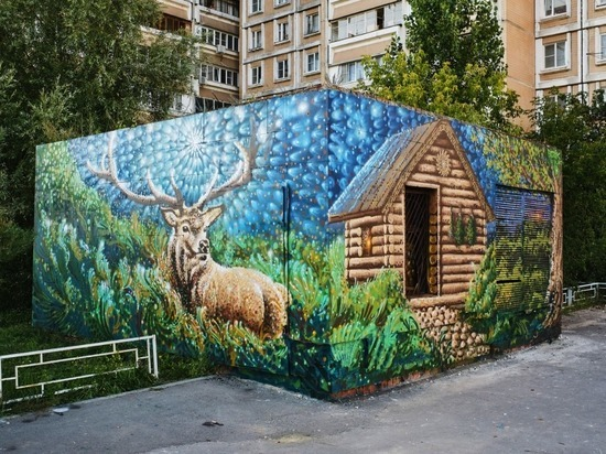 Фестиваль уличного искусства «Место» проходит в Нижнем Новгороде