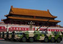 Китай резко нарастил ядерный арсенал: но России все равно уступает