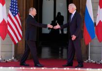 Западные СМИ продолжают комментировать прошедший в среду в Женеве саммит Путина и Байдена