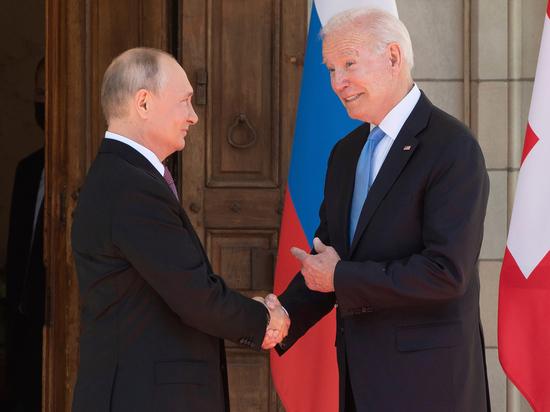 В Женеве состоялся саммит президентов России и США