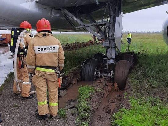 Стали известны подробности инцидента, произошедшего 17 июня с самолетом Boeing 767 в аэропорту Симферополя
