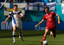 Сборная России добилась столь необходимой победы над финнами и продолжает претендовать на выход в плей-офф чемпионата Европы