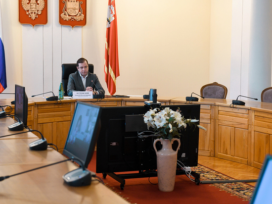 Около 800 больничных коек для пациентов с COVID-19 могут появиться в Смоленской области