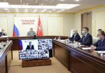 Алексей Дюмин провел заседание комиссии Госсовета РФ по направлению «Промышленность»