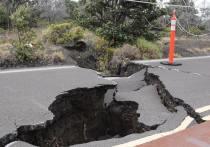 Ощущаемое землетрясение произошло в пригороде Южно-Сахалинска