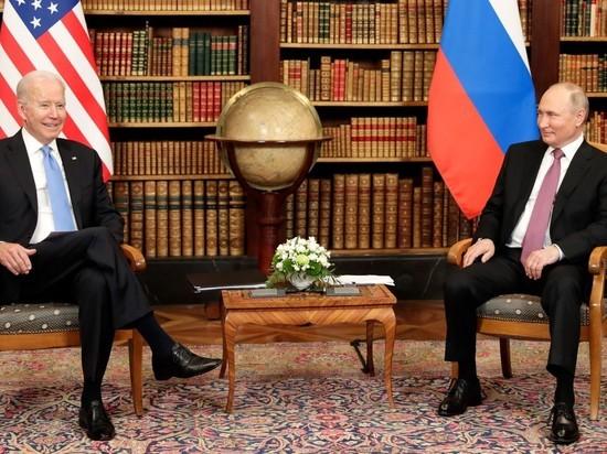 Последний раз Джо Байден и Владимир Путин встречались 10 с лишним лет назад, в марте 2011 года