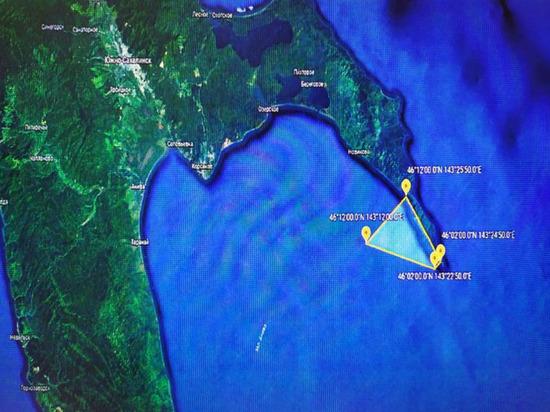 Часть Анивского залива закроют для сахалинцев