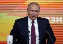 Владимир Путин обладает ценным качеством - прямотой