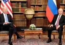 После российско-американского саммита в Женеве морально-психологическое состояние значительной части американского общества можно, наверное,  охарактеризовать медицинским термином «когнитиивный диссонаанс»