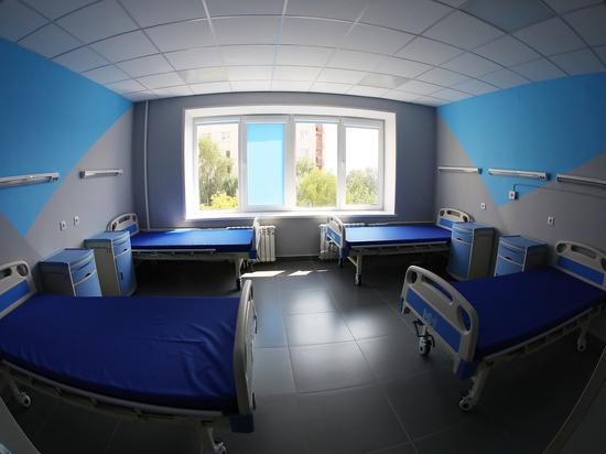 В Челябинске роддом №8 перепрофилировали под ковидный госпиталь