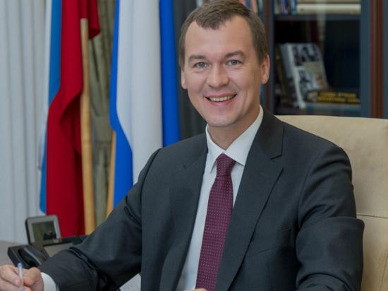 Дегтярев будет участвовать в выборах главы Хабаровского края