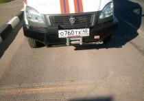 В Обнинске сбили девочку на велосипеде