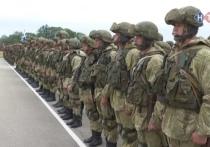 На Кубани начались военные учения