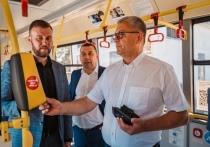 Тверские автобусы заинтересовали делегацию из Калининграда