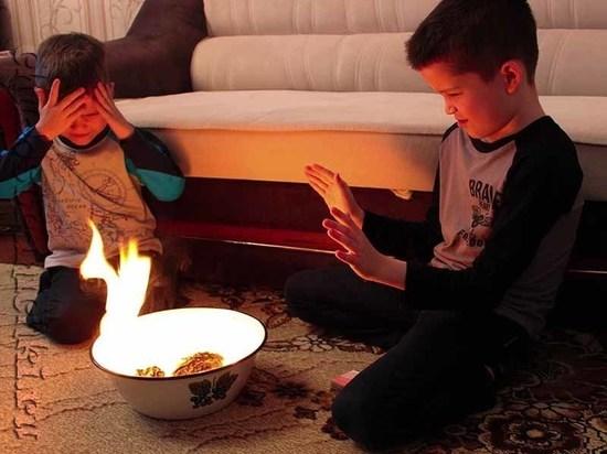 В Хакасии осудят отца, дети которого погибли в пожаре