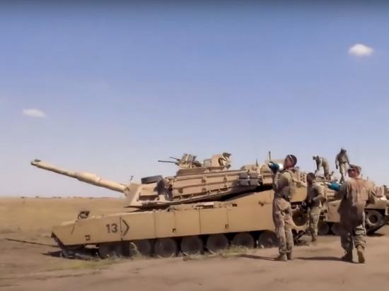National Interest: Россия создает оружие для уничтожения американских танков «Абрамс»