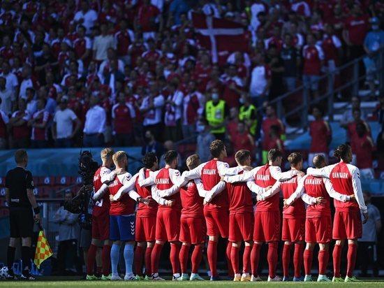 В понедельник, 21 июня, сборная Дании сыграет решающий матч на Евро-2020 со сборной России