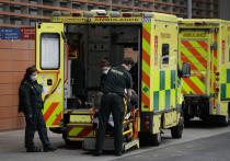 Буквально за несколько дней количество заболевших коронавирусом в Великобритании разом скакнуло с 2 до 11 с лишним тысяч человек