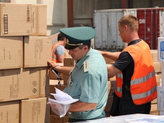 Калужские таможенники изъяли товары за неуплату сборов на 19 млн рублей