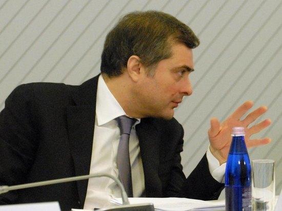 Сурков назвал реформу для спасения Украины