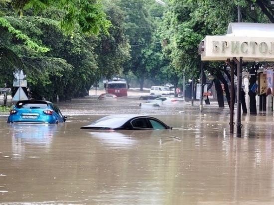 В Совбезе Украины пошутили над ситуацией с наводнениями в Крыму