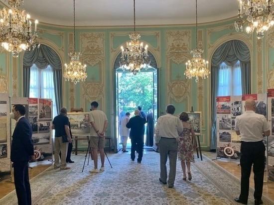 В Праге почтили павших в Великой Отечественной войне