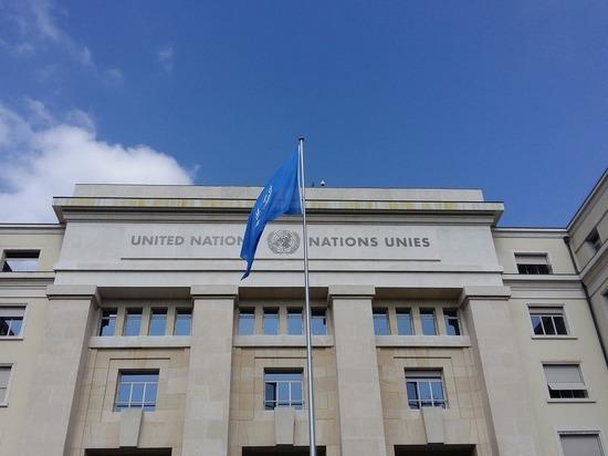 Генассамблея ООН призвала ограничить поставки оружия в Мьянму
