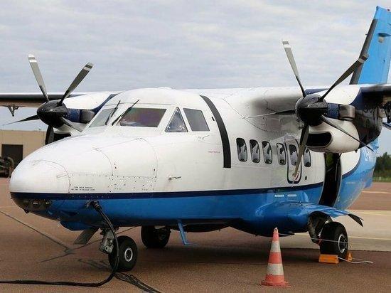 Экипаж рухнувшего в Кузбассе самолета сообщал об остановке двигателя