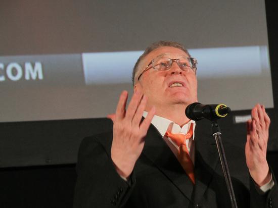 Жириновский раскритиковал использование известных людей в предвыборных кампаниях