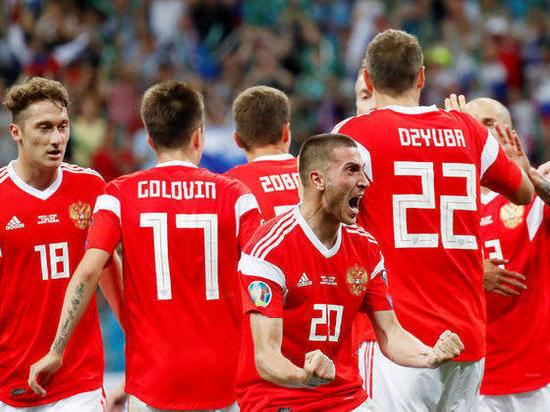 Сборная России вылетит на день позже на матч в Копенгагене