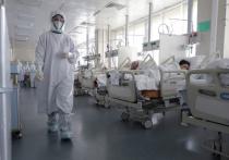 Третья волна пандемии накрывает Россию с головой