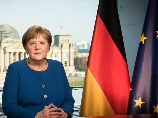 Германия: Канцлер Меркель назвала нападение нацистов на СССР «поводом для стыда»