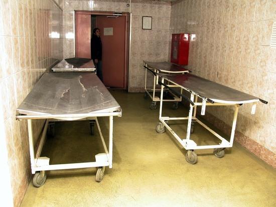В Люберцах обнаружили забытые трупы в закрытом морге