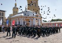 В субботу, 19 июня, в военных вузах Минобороны состоялся массовый выпуск офицеров