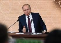 – Мы последовательно выстраиваем здесь целую линейку адресных мер – с 1 июля начнутся выплаты на детей от 8 до 16 лет включительно, которые растут в неполных семьях, – отметил в своей речи Владимир Путин