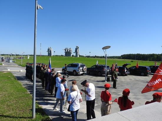 Ветераны организовали памятный автопробег от Москвы до Бреста
