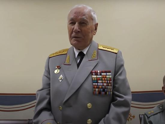 Умер известный советский генерал Иван Вертелко