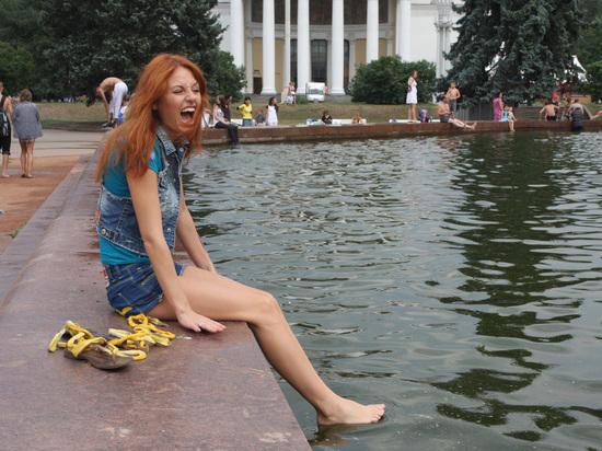 В Петербурге побит температурный рекорд 116-летней давности