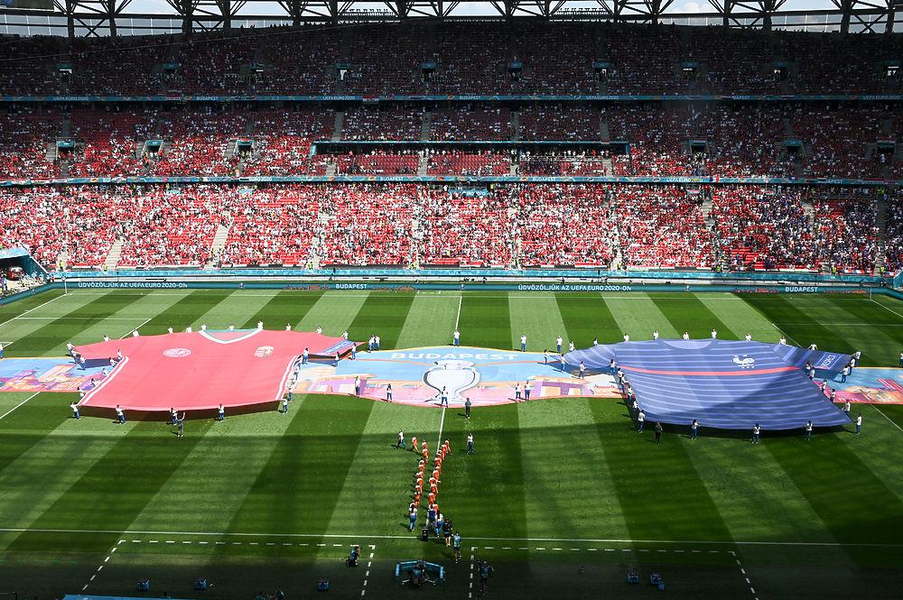 Будапешт — столица Евро: в Венгрии напомнили, как выглядит  футбол, когда стадион заполнен до отказа