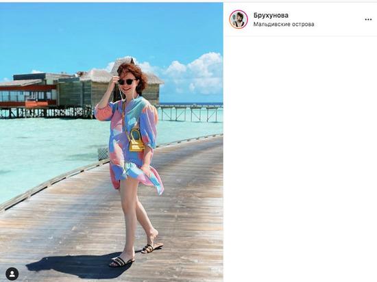 Молодая жена Петросяна поделилась пляжной фотографией