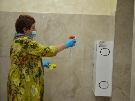В Хакасии усилили контроль дезинфекции подъездов в многоэтажках