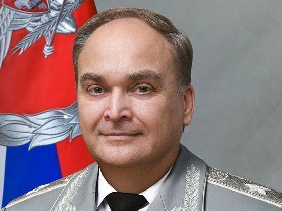 Источник назвал дату возвращения посла России Антонова в США