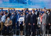 """""""Единая Россия"""" утвердила кандидатов на выборы в Госдуму от Бурятии"""