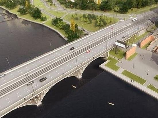 В июле дважды перекроют Макаровский мост в Екатеринбурге