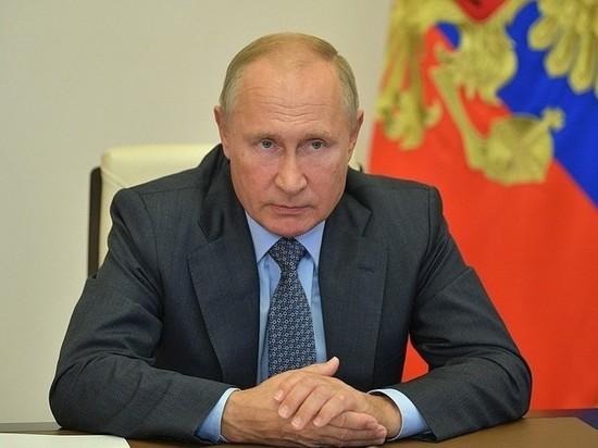 Президент России Владимир Путин подготовил статью к 80-летию со дня начала Великой Отечественной войны