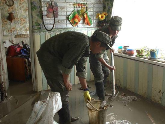 Черноморский флот рассказал о помощи крымчанам после наводнения