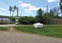 Совсем недавно проездом побывал в селе Гончарном