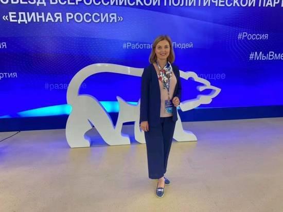 Ольга Хитрова: нам есть, с чем сегодня прийти к жителям