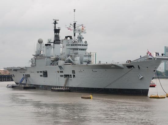 Корабли ТОФ отработали уничтожение авианосной группы условного противника