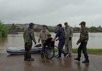 Наводнения в Шелопугинском и Газимуро-Заводском районе стали самыми разрушительными и большими за весь период метеонаблюдений в Забайкальском крае